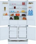 Vestavná lednice IKE 458 4 4 T